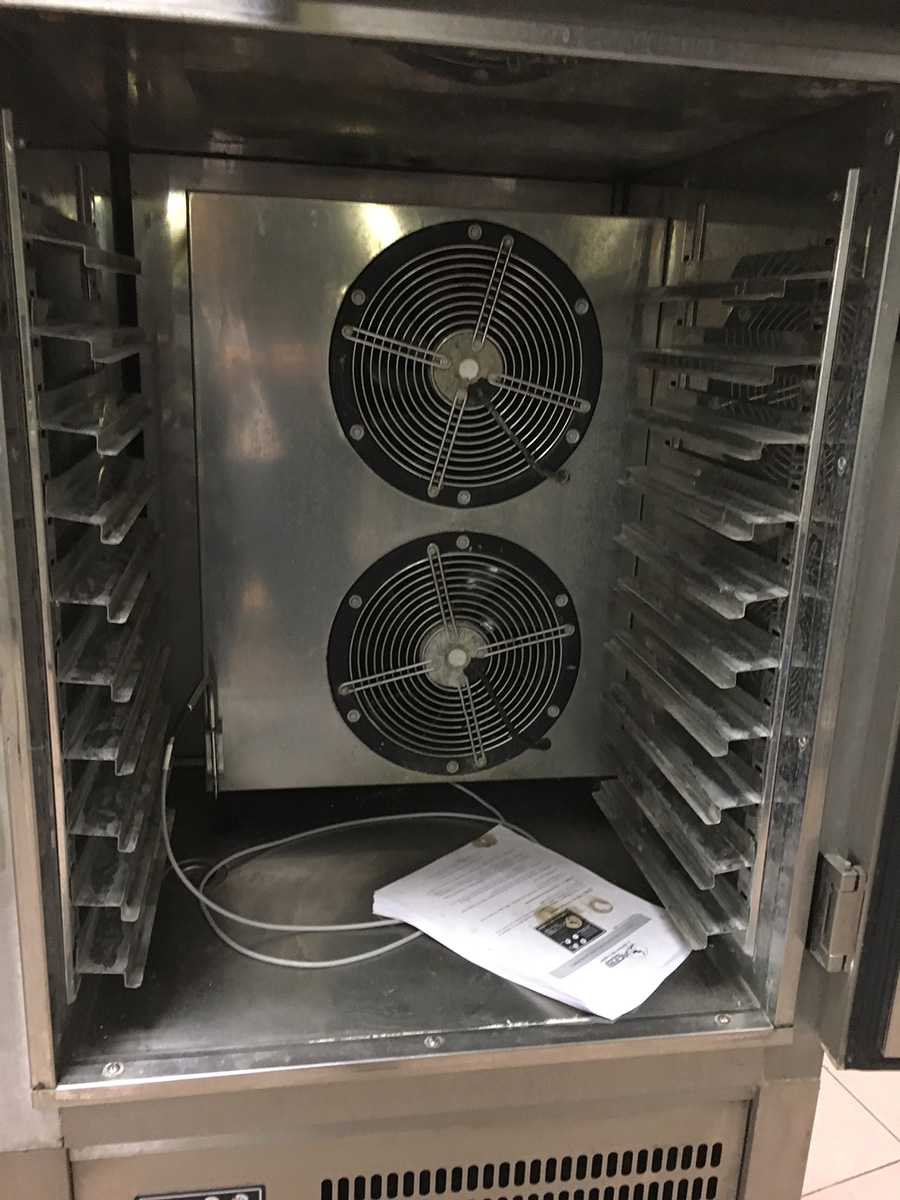 cellule de refroidissement acfri 10 niveaux n de s rie u1137 fomma. Black Bedroom Furniture Sets. Home Design Ideas