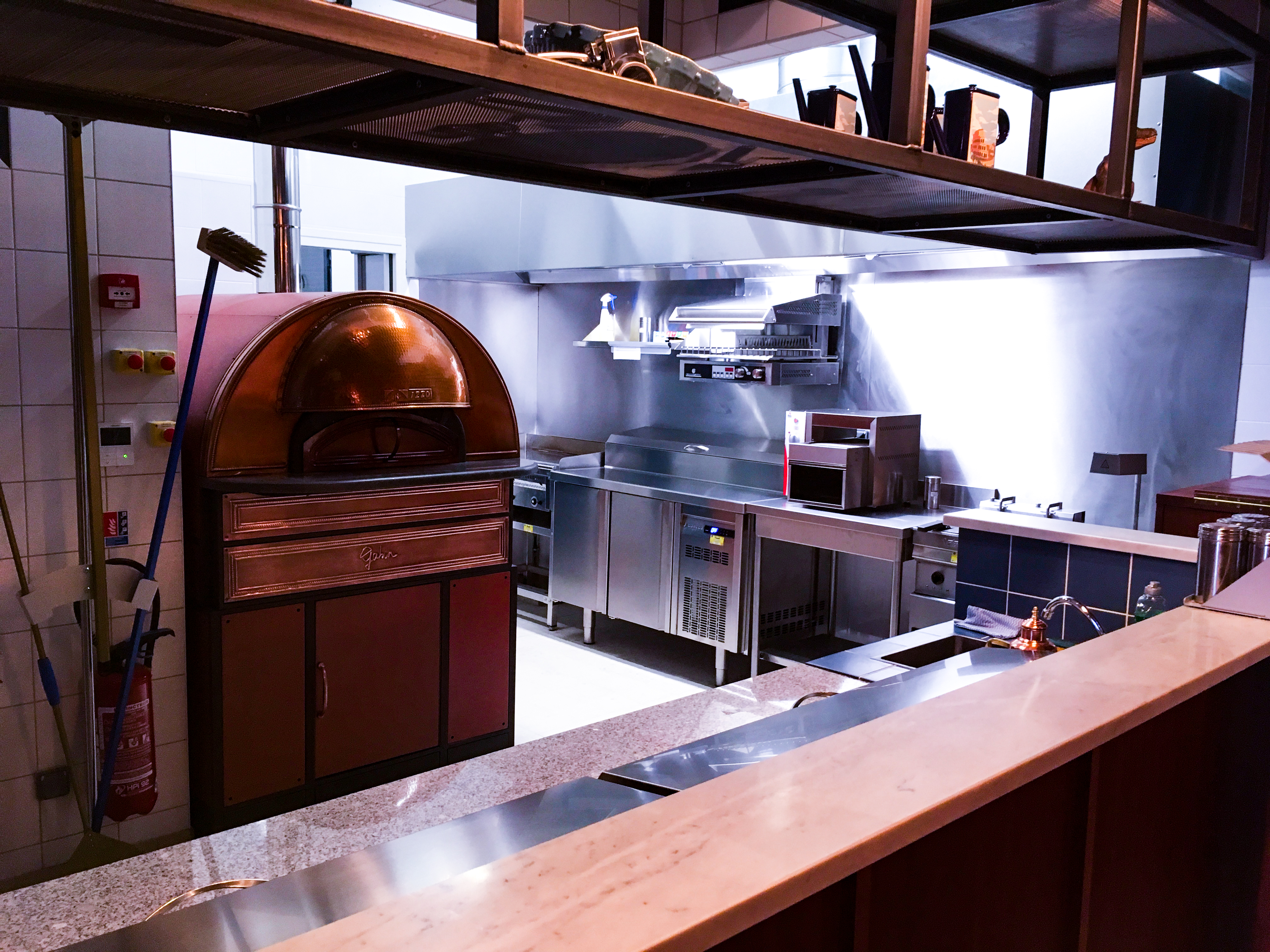 Agencement De Cuisine Et Livraison De Materiel Pour Restaurant Fomma
